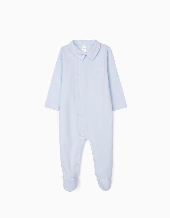 Babygrow para Recém-Nascido, Azul