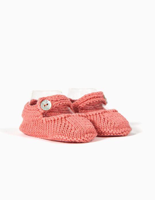 Botas de Bebé Punto