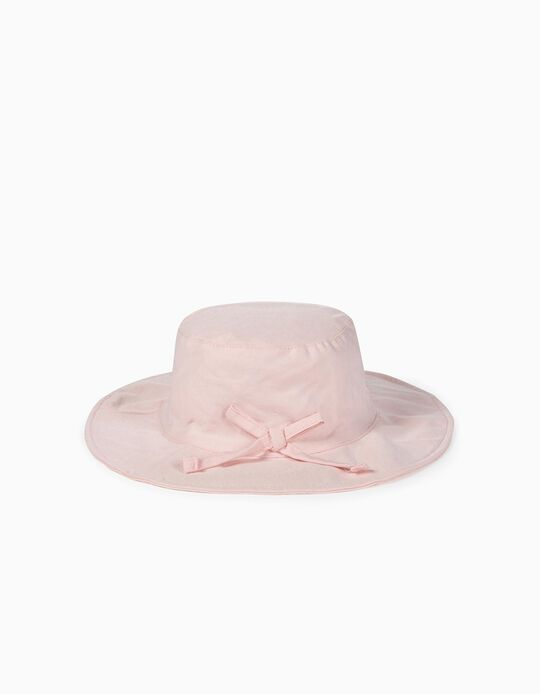 Hat for Girls, Pink
