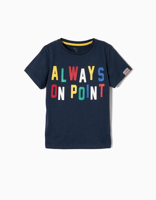 Camiseta Always on Point