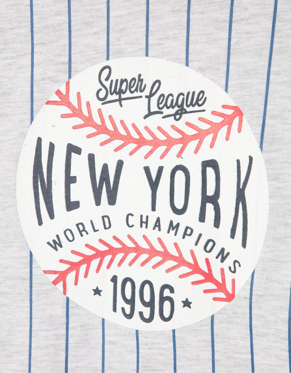 Camiseta con Capucha Béisbol