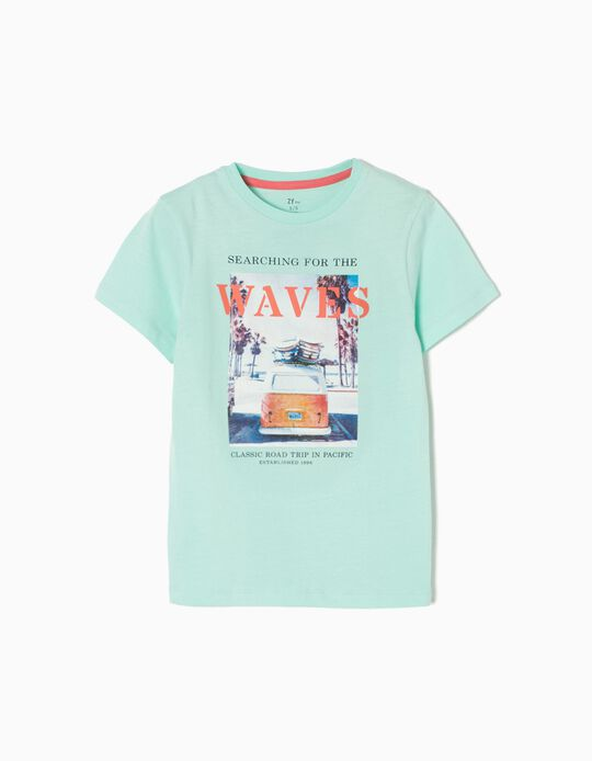 Camiseta Waves