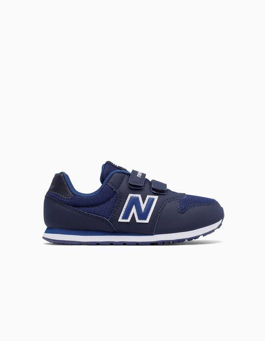 Zapatillas New Balance Azul Oscuro