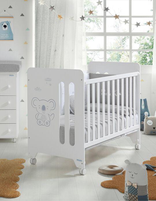 Cama Koala 120x60cm Micuna Blanco