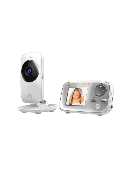 Baby Video Monitor, Mbp482 by Motorola