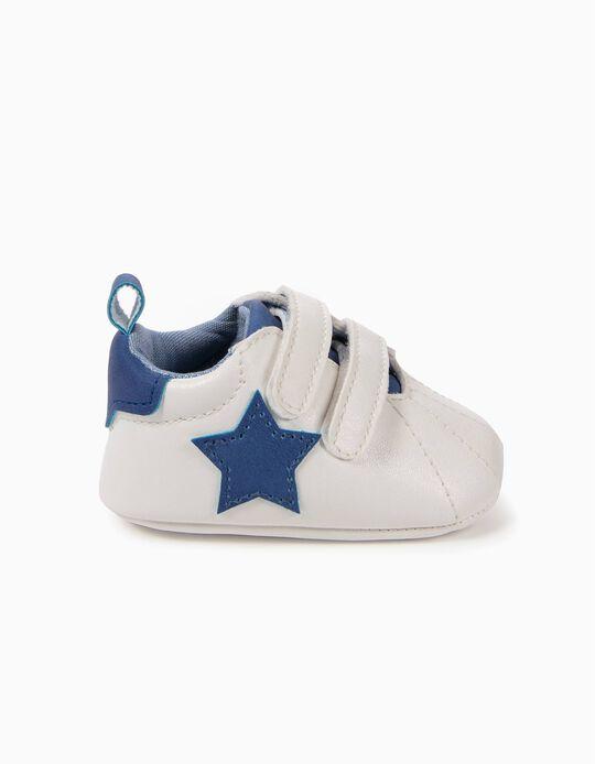 Zapatillas Pre-Walker Estrellas Azules