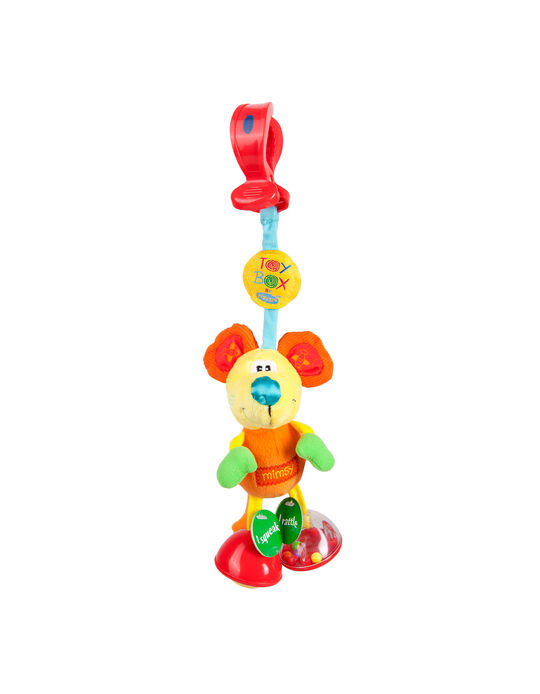 Toy Box Dingly Dangly Mimsy by Playgro