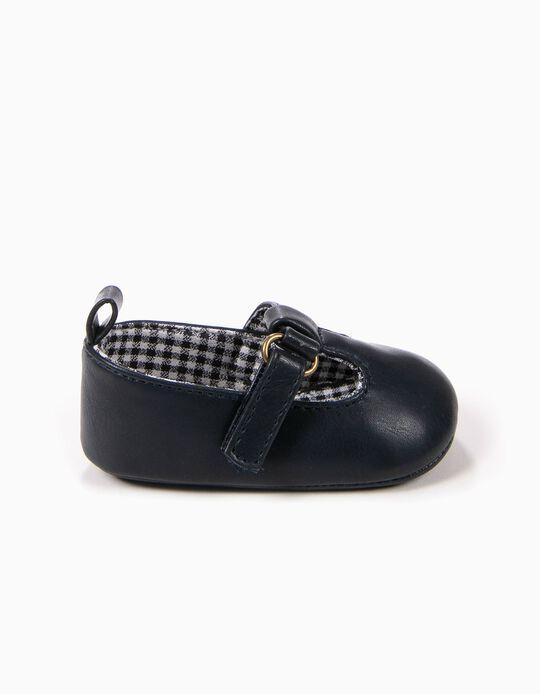 Sapatos Pre-Walker Azuis