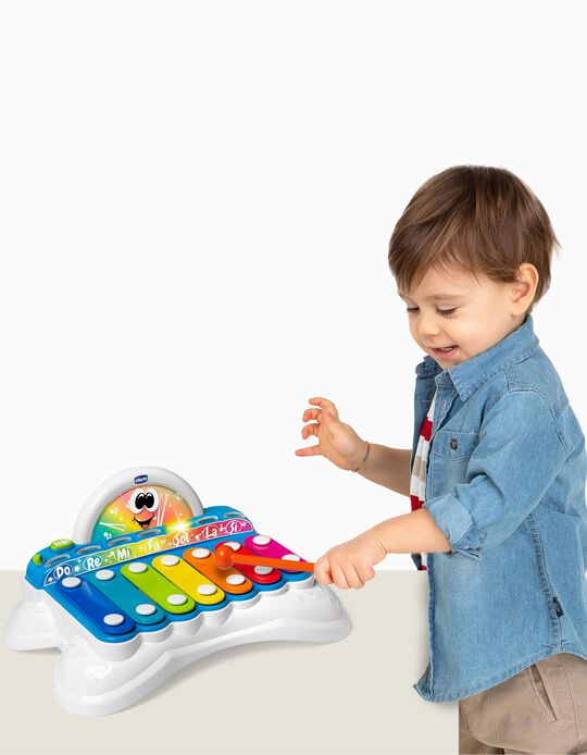 Xilofone musical Flashy Chicco