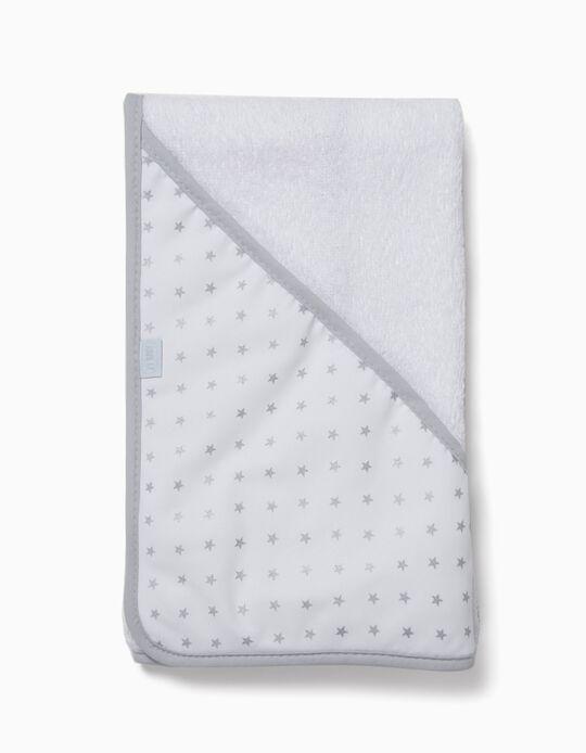 Bath Towel 80X80cm Stars Zy Baby