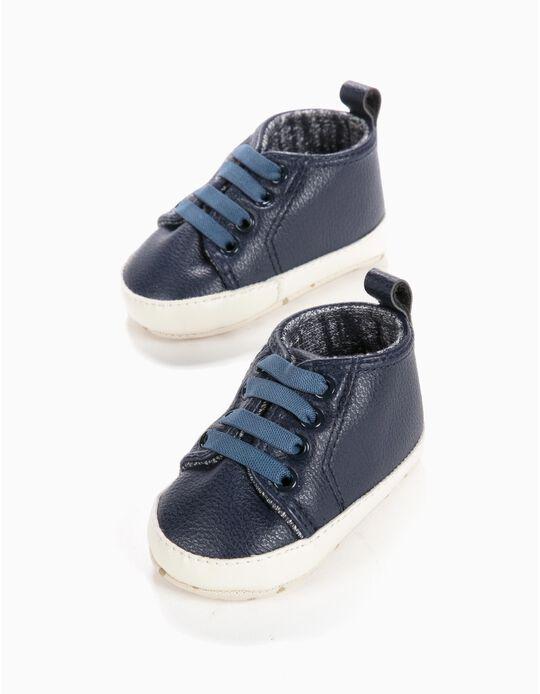 Zapatillas de Caña Alta con Forro