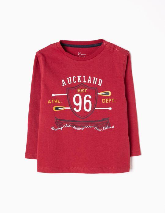 Camiseta de Manga Larga Auckland