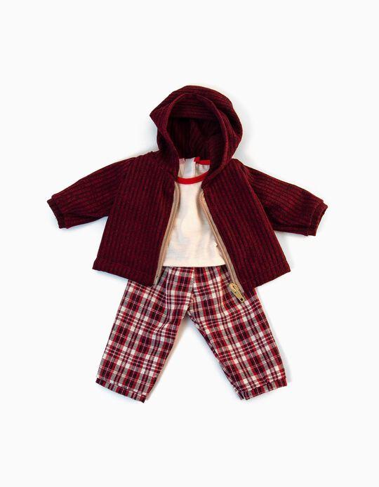 Outfit Invierno 40 cm Miniland