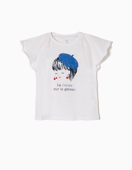Camiseta Cereza