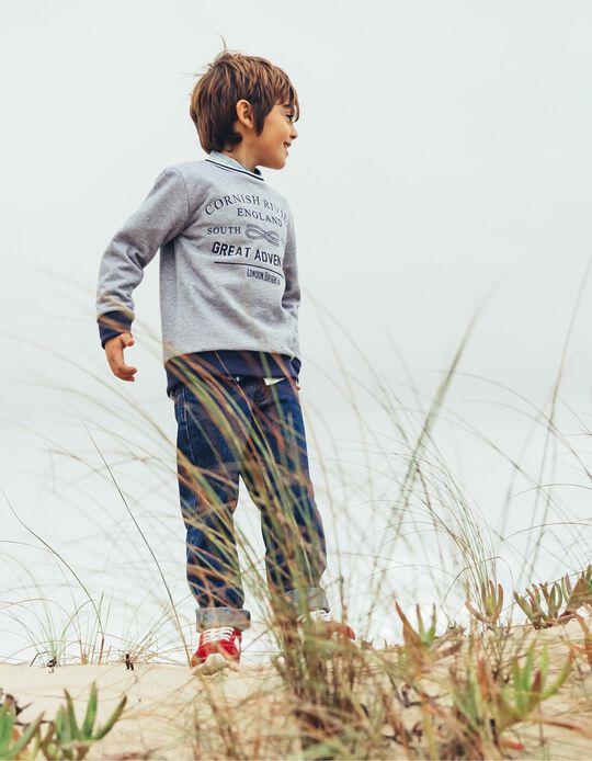 Sudadera para Niño 'Cornish Riviera', Azul