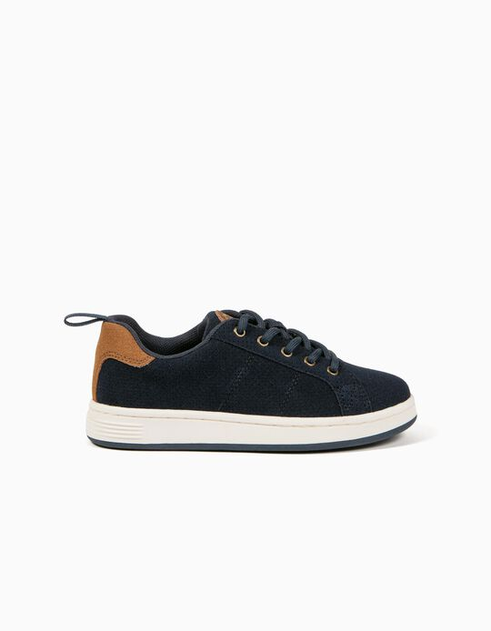 Trainers for Boys, 'ZY 1996', Dark Blue