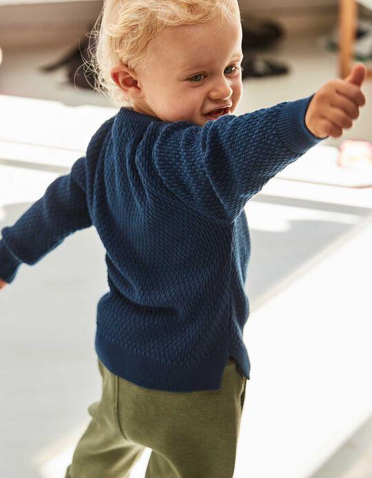 Jersey para Bebé Niño, Azul