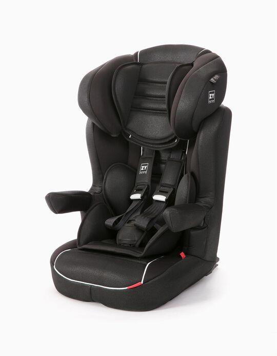 Cadeira Auto Gr 1/2/3 Isofix Primecare Prestige Zy Safe Black
