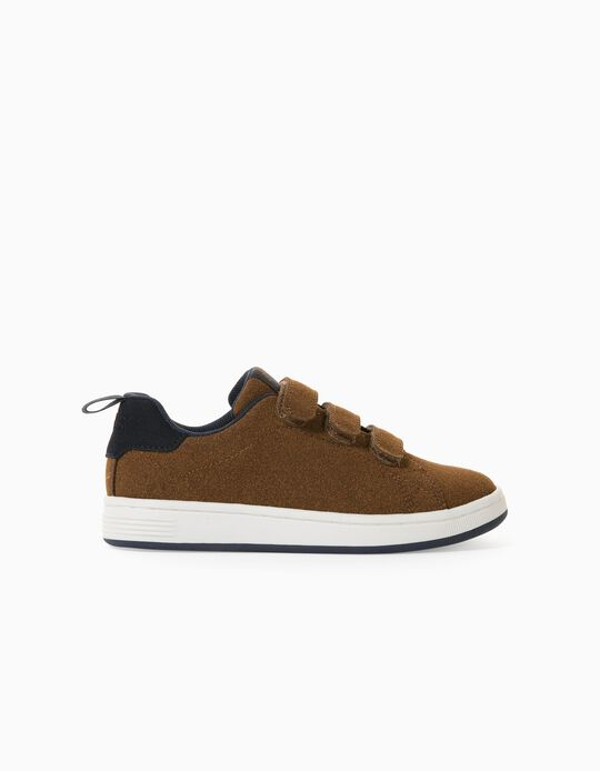 Trainers for Boys, 'ZY 1996', Brown