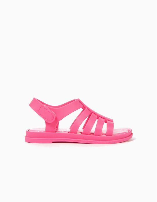 Sandals for Baby Girls 'ZY Delicious', Pink