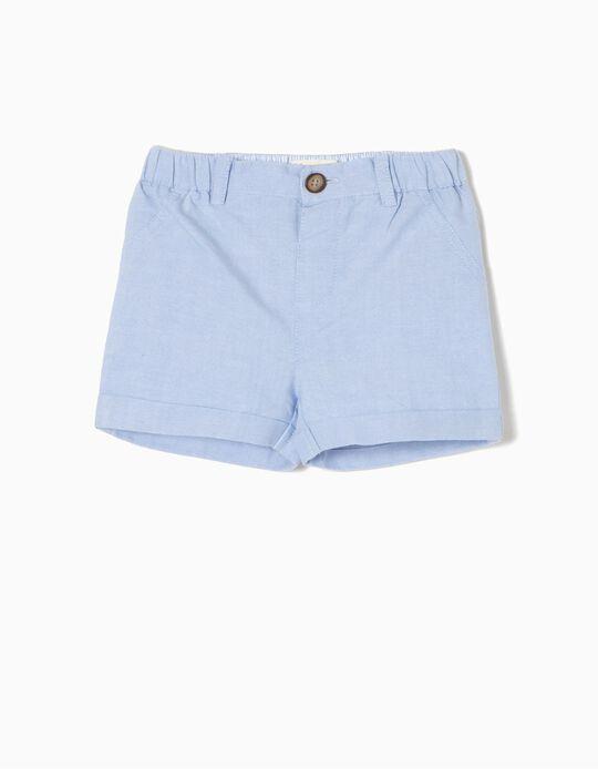 Short Azul Claro