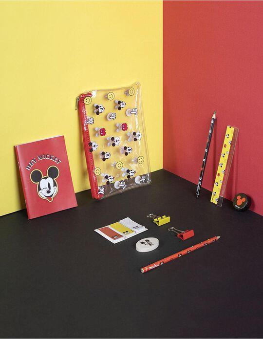Conjunto Material Escolar Mickey Disney