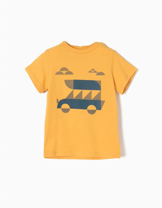 Camiseta Little Car