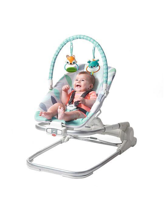Cadeira De Repouso 3 In 1 Close To Me Bouncer Tiny Love