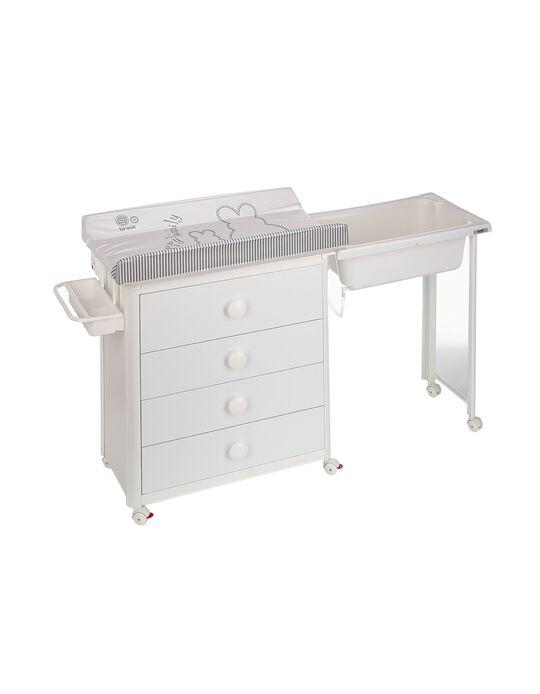Mueble Bañera/Cambiador Ideia Brevi