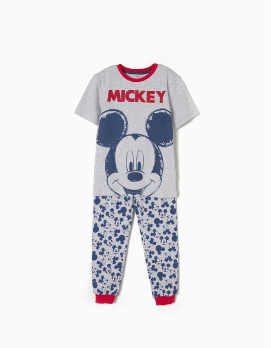 Pijama Manga Corta Mickey