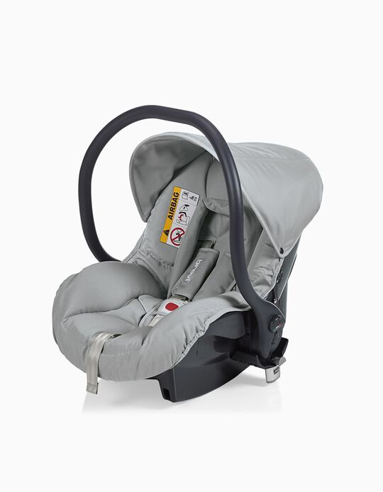 Cadeira Auto Gr 0+ Smart Ovo Twins Brevi