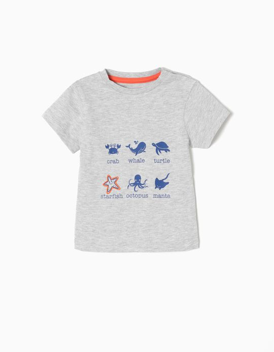 Camiseta Sea Animals