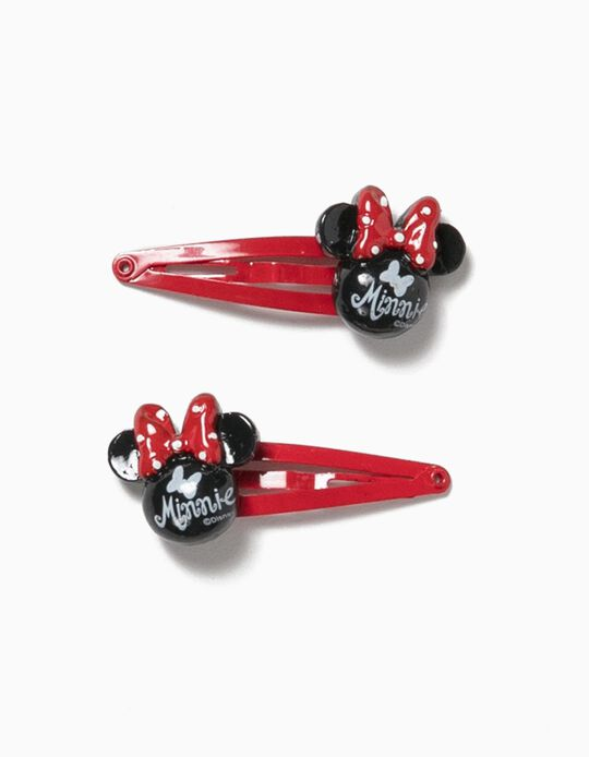 Pack de 2 Horquillas Minnie