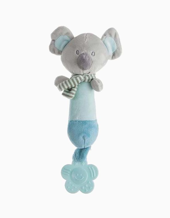Sonajero 20 cm Koala Little Kids Blue