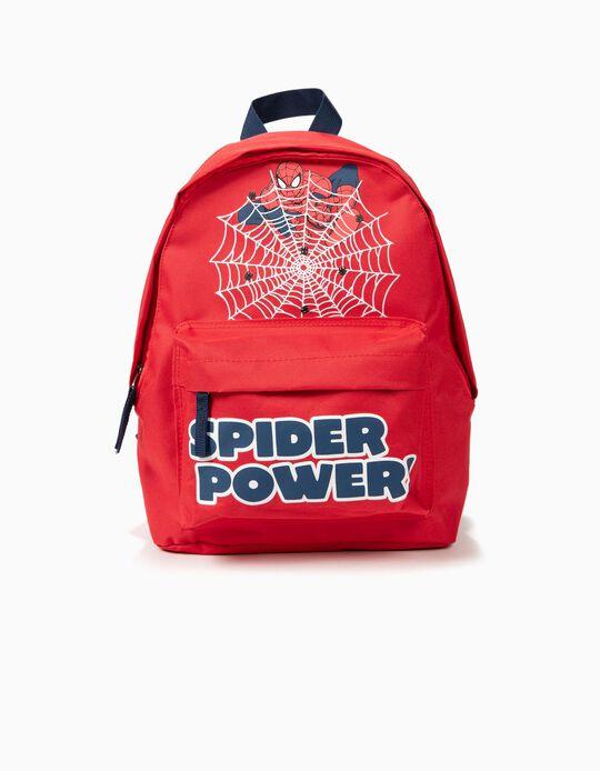 Mochila para Niño 'Spider-Man', Rojo