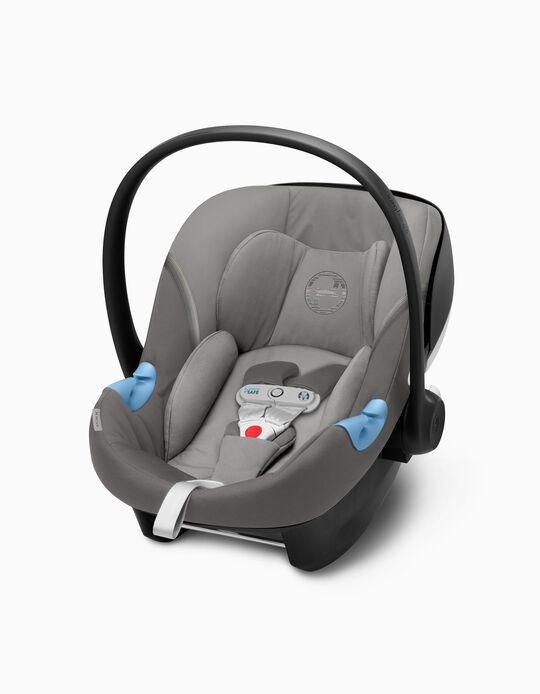 Car Seat I-Size Aton M Sensorsafe Cybex Soho Grey