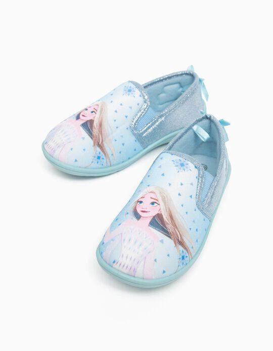 Pantufas para Menina 'Frozen II', Azul