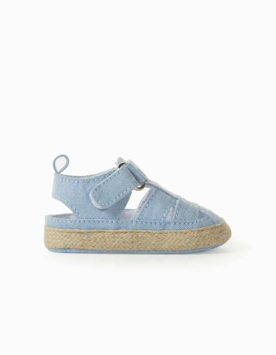 Sandals for Newborn Baby Boys, Blue