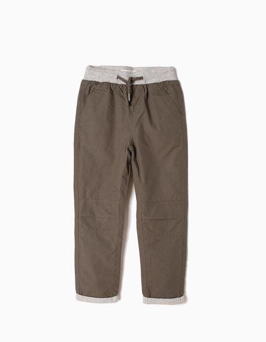 Pantalón Jogger Verdes
