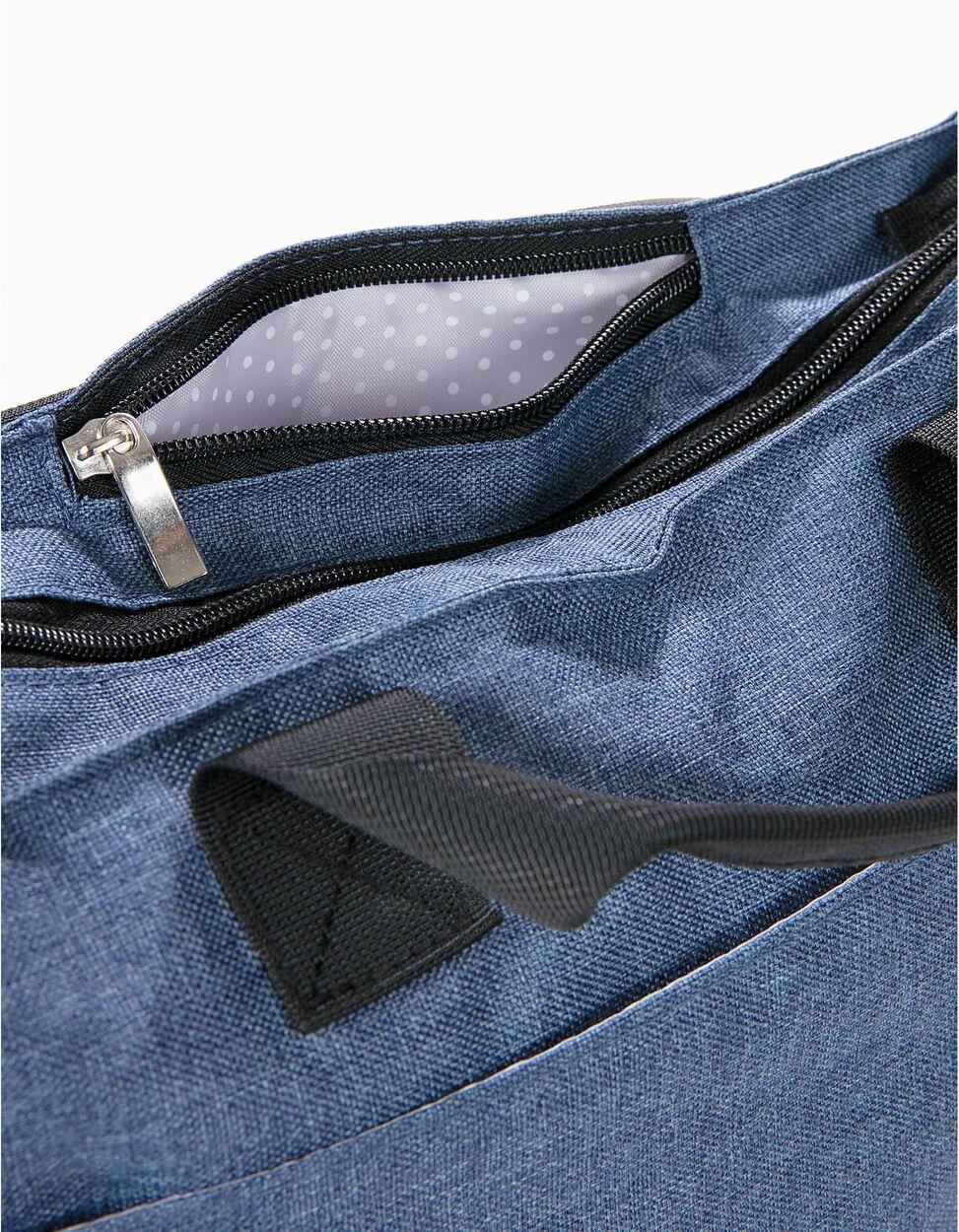 Saco de Passeio 35x42x11 cm Pocket Zy Safe