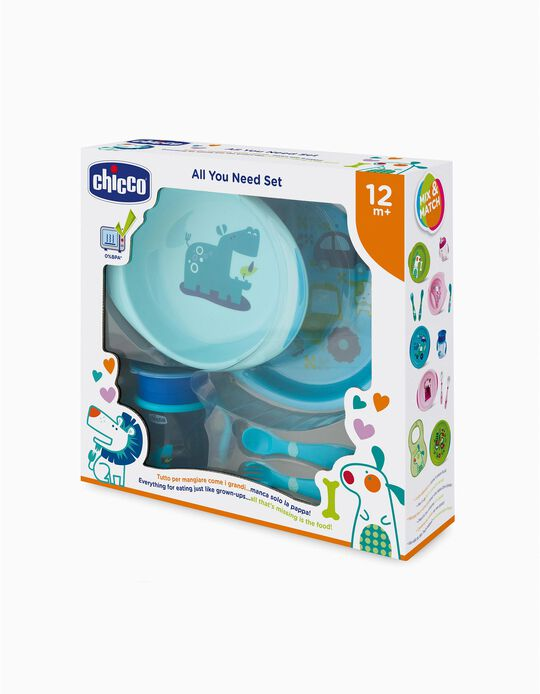 Mealtime Set 12M+ Chicco
