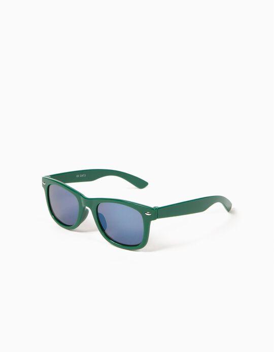 Óculos de Sol Verdes