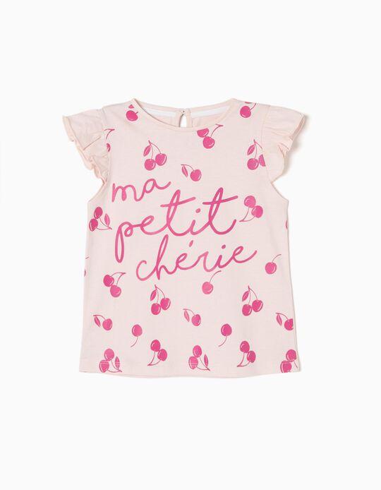 Camiseta Chérie