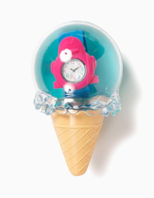 Relógio Tartaruga