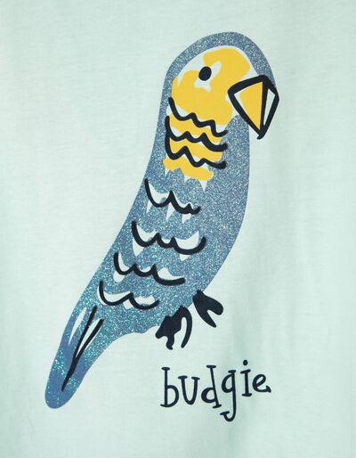 Camiseta Budgie