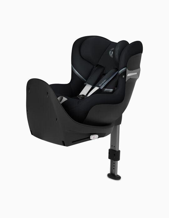 Sirona S I-Size Car Seat by Cybex, Black/black