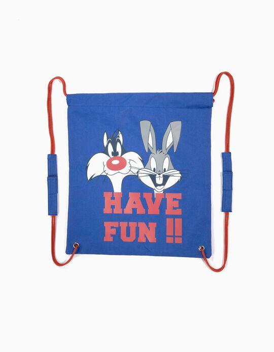 Mochila Bolso Silvestre y Bugs Bunny