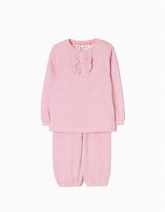 Pijama con Volantes