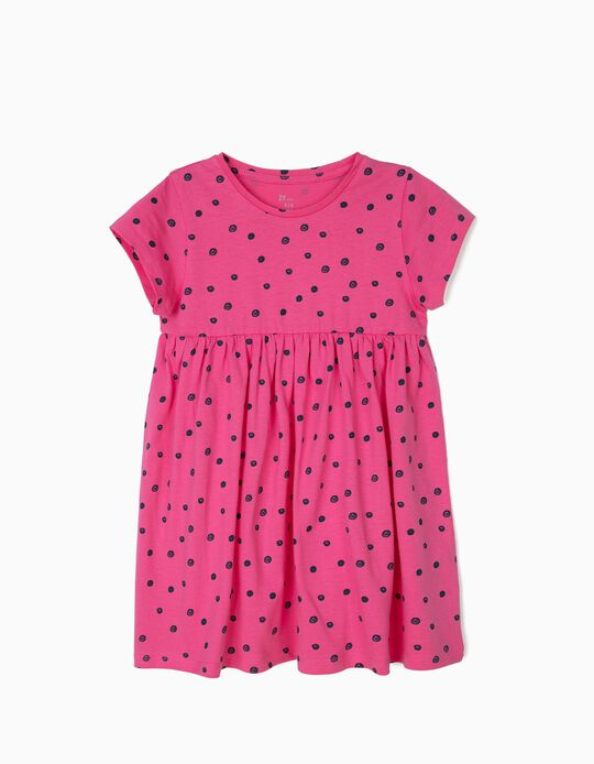 SLEEVE DRESS CLOUD D, PINK37, 6/7