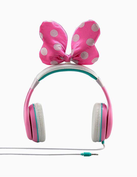 Headphones com Laço Minnie
